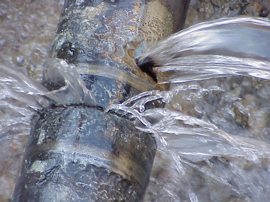 Cape Coral plumbing leak